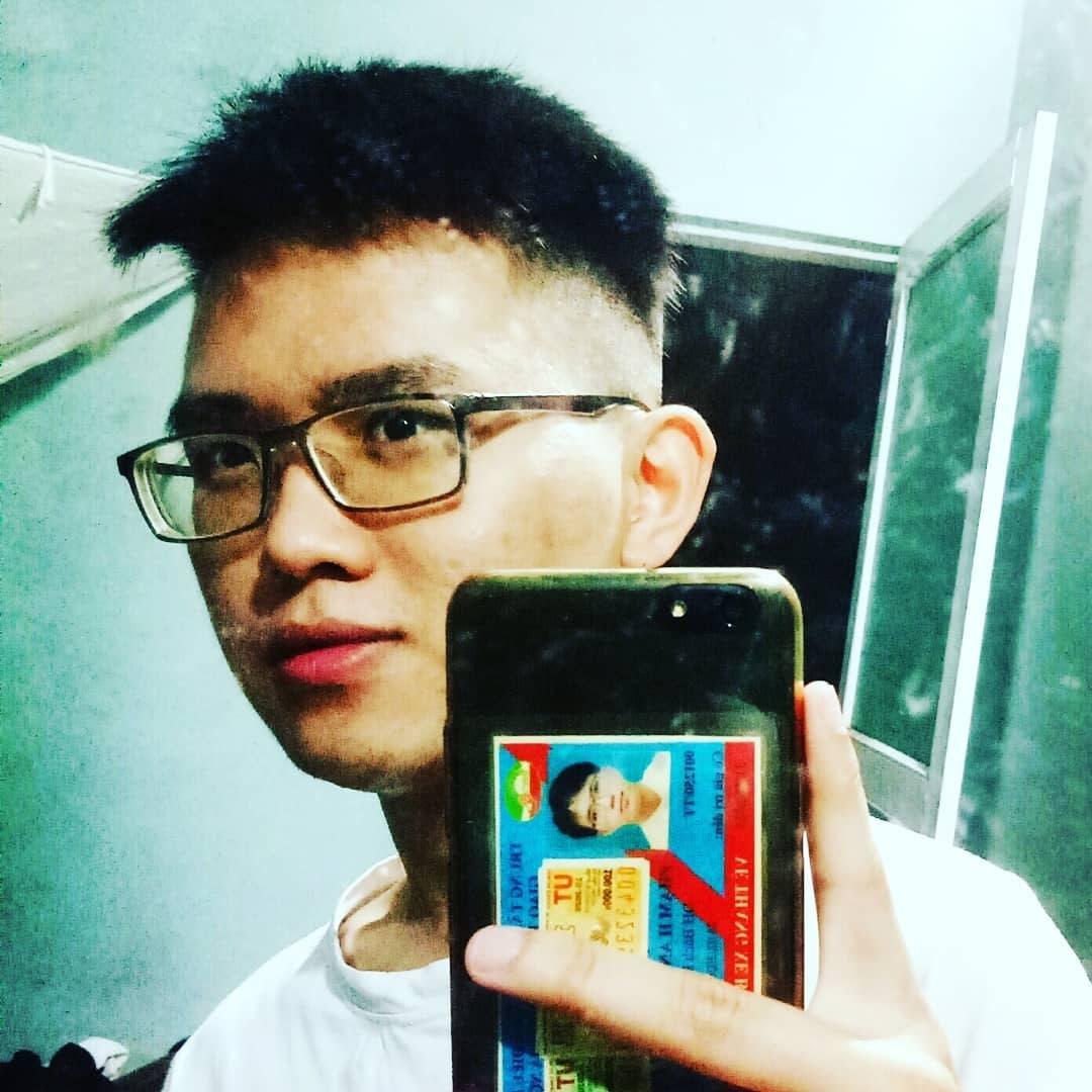 Phạm Hữu Anh Quốc học viên CODELAB