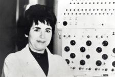 Adele Goldstine người góp phần tạo ra máy tính điện tử đầu tiên trên thế giới